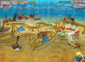 Скриншот №2 из игры Тайна шести морей