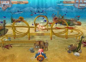Скриншот №3 из игры Тайна шести морей