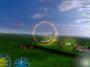 Скриншот из игры Герои Неба 3. Холодная Война