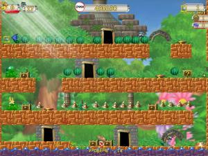Скриншот из игры Небесное такси