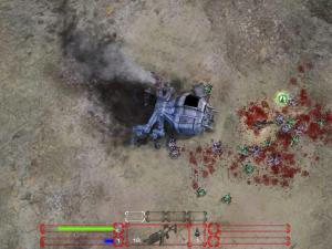Скриншот из игры Звездный Легион