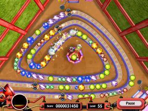 Скриншот из игры Конфетная фабрика