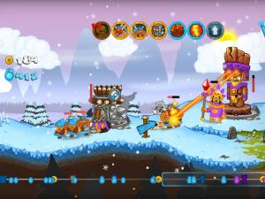 Викинги против ацтеков Скриншот №3
