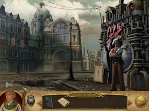 Скриншот из игры Глупец