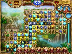 Скриншот из игры Тибет Квест