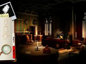 Скриншот из игры Тайна Замка Единорога