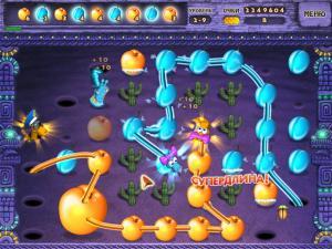 Скриншот из игры Нямстеры 2