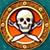 Пираты. Битва за Карибы - Пиратская аркада с элементами стратегии, где вы защищаете свой форт.
