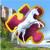 Паззл Мания - Отличный квест для любителей собирать паззлы. Спасите последнего представителя славного рода Единорогов.