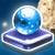 Космическое Путешествие - Выбивайте прыгающим шариком группы не менее трех плиток одинакового цвета
