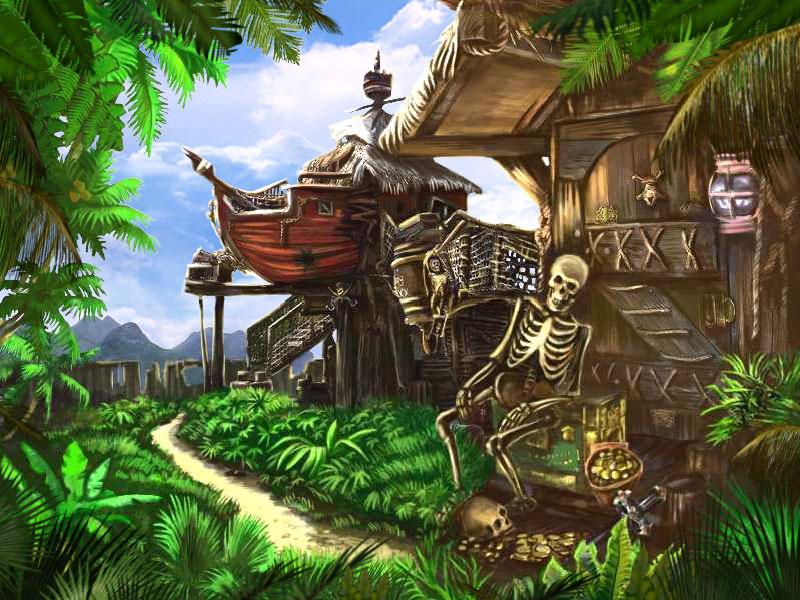 Treasure island gioco